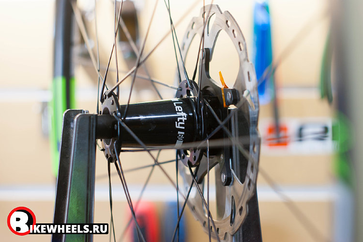 Собрать колесо для велосипеда в Челябинске