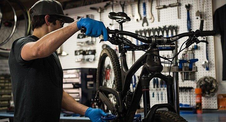 Ремонт велосипедов в Челябинске