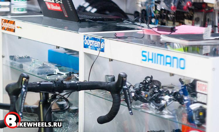 Настроить Shimano Di2 в Челябинске