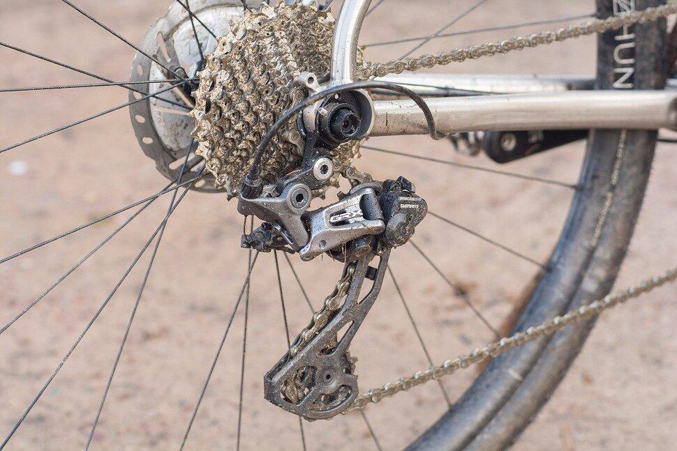 Выбор кассеты на гравийном велосипеде