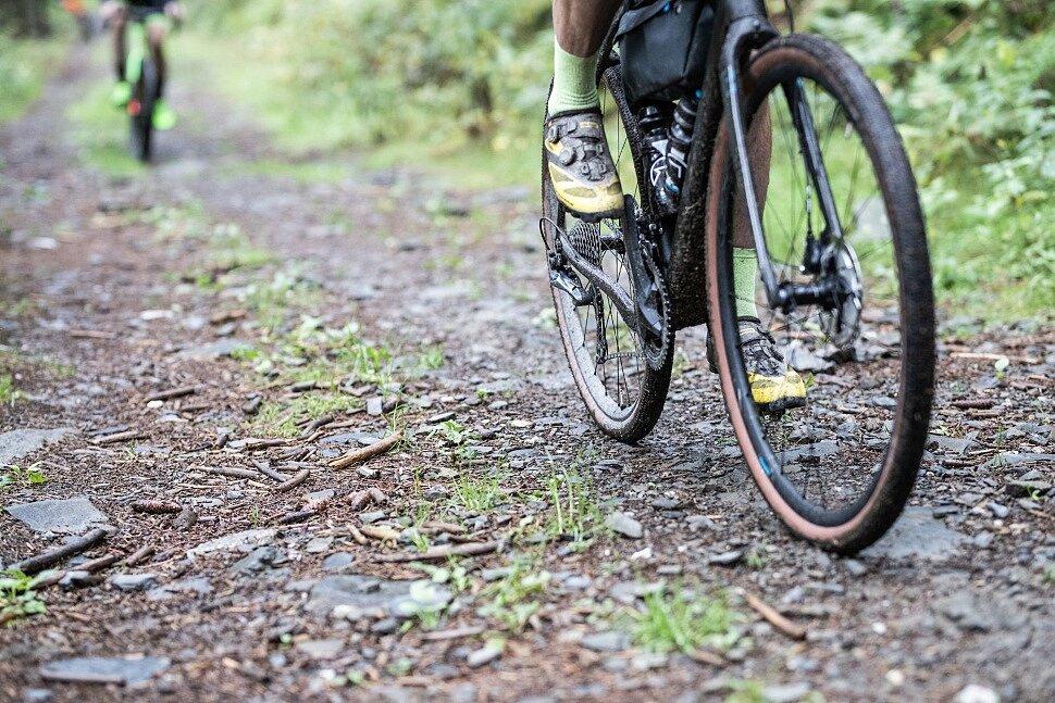 Размеры колес на гравийном велосипеде