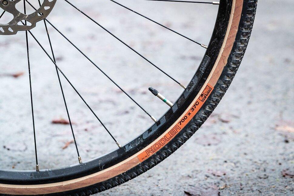 Ширина покрышек на гравийном велосипеде
