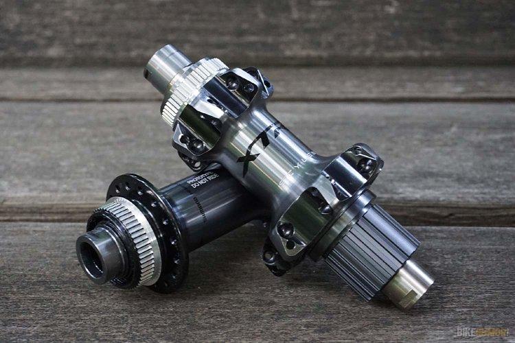 Обзор групсета Shimano XTR M9100
