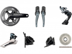 Групсет Shimano Dura Ace R9100 2x11 52-36T Disc Brake