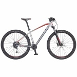 Велосипед Scott Aspect 930 silver/red